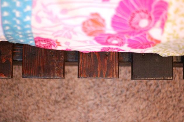 king bed frame plans woodworking