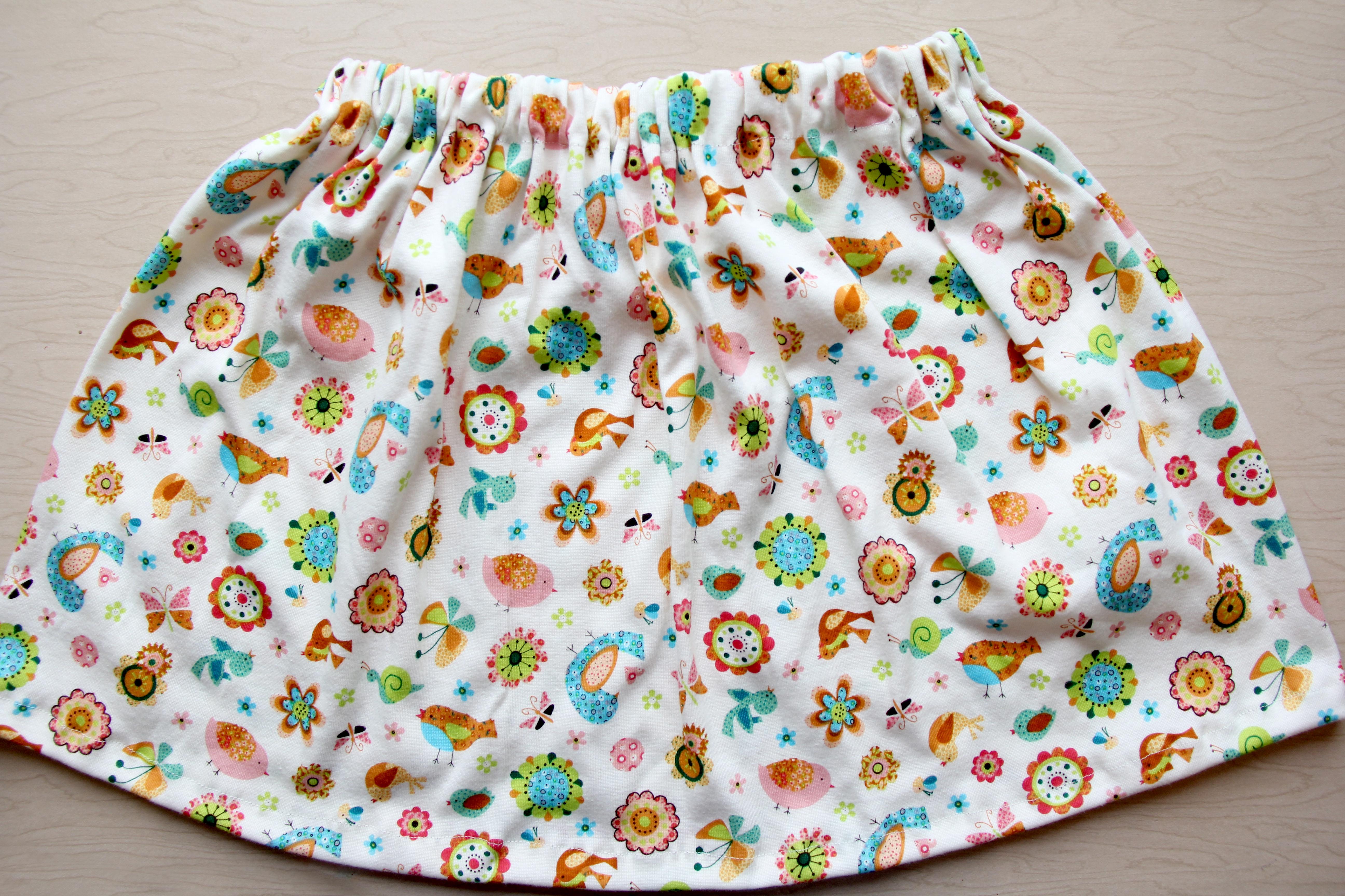8289261911 Child's Skirt Tutorial for Sewing BEGINNERS! :) | emily jones ...