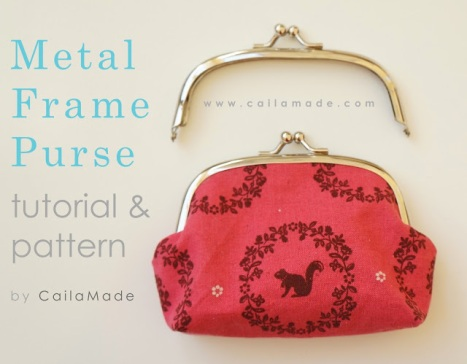 Cailamade Purse Tutorial